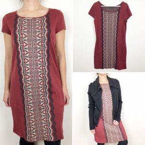 Peruvian Connection 100% Pima cotton sweater dress